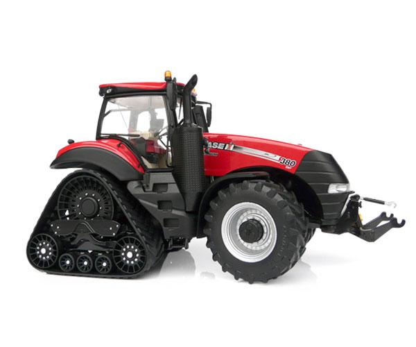 MARGE MODELS 1:32 Tractor CASE IH Magnum 380 CVX Rowtrac 1805