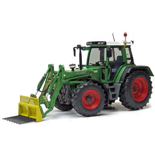 weise-toys-132-tractor-fendt-favorit-510c-con-pala