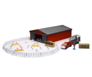 Pack almacén con animales y vehículos New Ray 04143