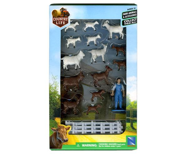 Pack pastor con cabras New Ray 05515 - Ítem1