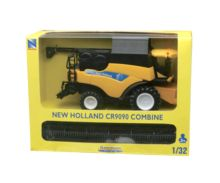 Miniatura cosechadora NEW HOLLAND CR9090 - Ítem1