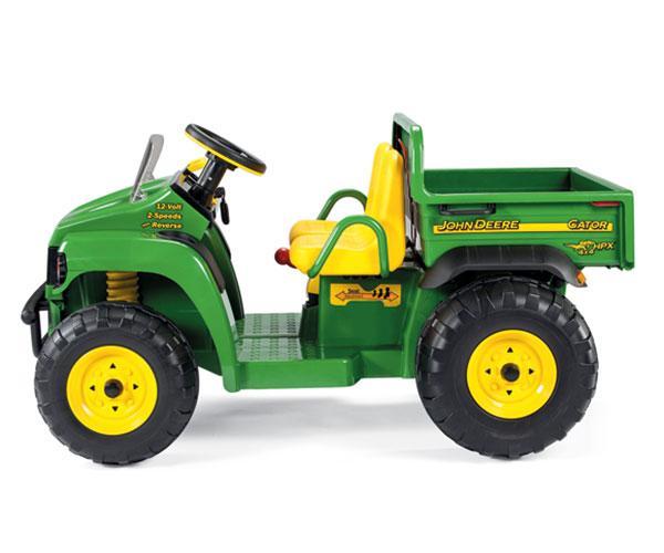 Vehículo de batería JOHN DEERE Gator HPX Peg-Perego OD0060 - Ítem1