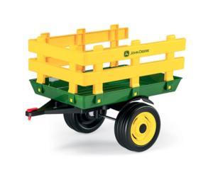 Remolque JOHN DEERE para tractores de batería Pég-Perego R0941