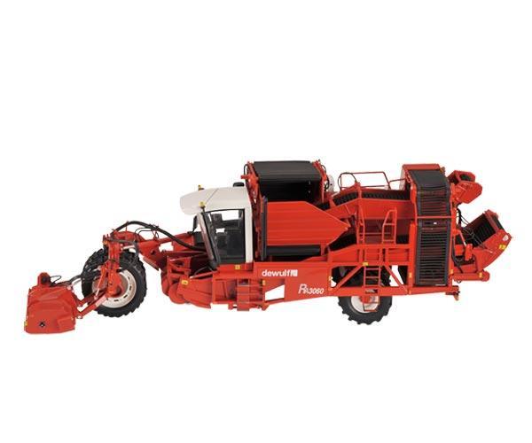 Replica cosechadora de patatas DEWULF RA3060