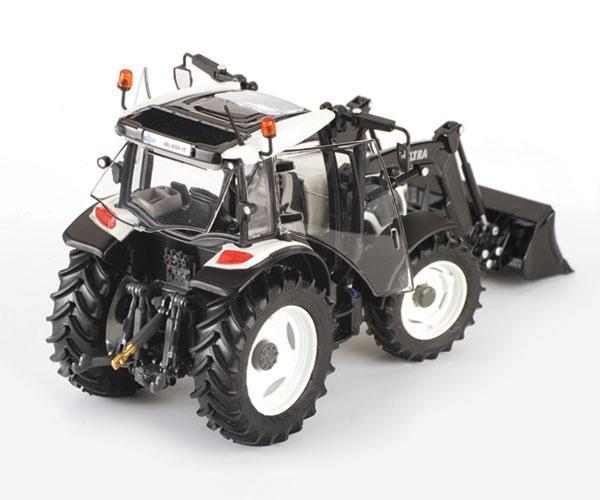 ROS 1:32 Tractor VALTRA A4 104 con pala 301542 - Ítem1