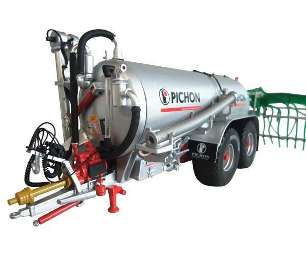 Replica remolque cisterna PICHON TCI18500L