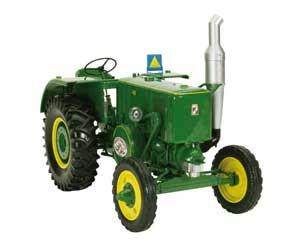 Réplica tractor VIERZON 302