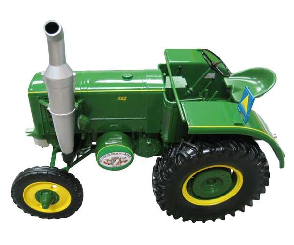 Réplica tractor VIERZON 302 - Ítem3