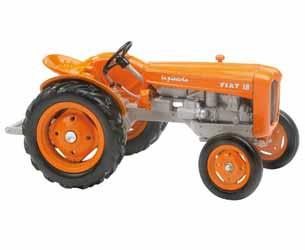 Réplica tractor FIAT 18