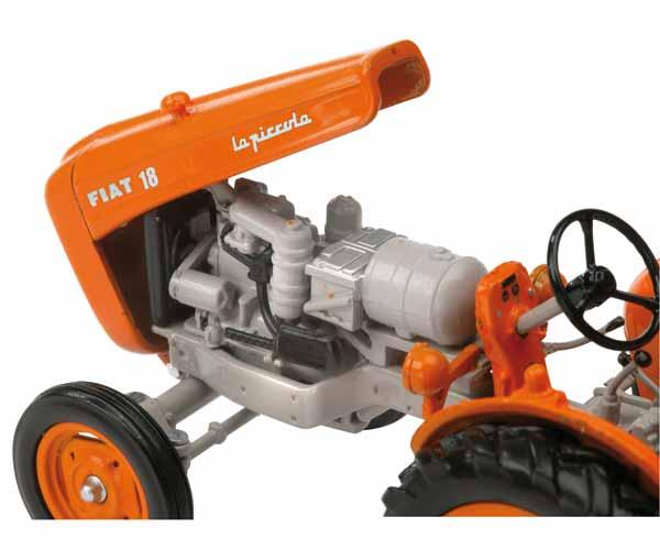 Réplica tractor FIAT 18 - Ítem2