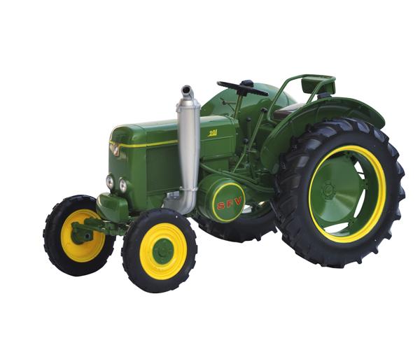 Réplica tractor VIERZON 201