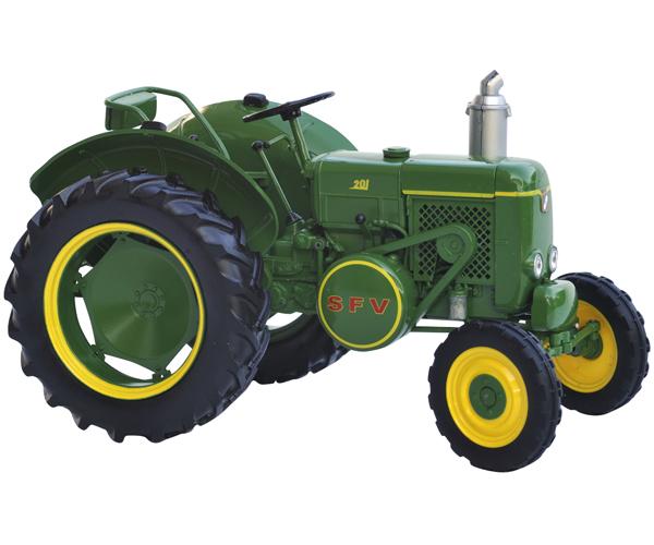 Réplica tractor VIERZON 201 - Ítem2