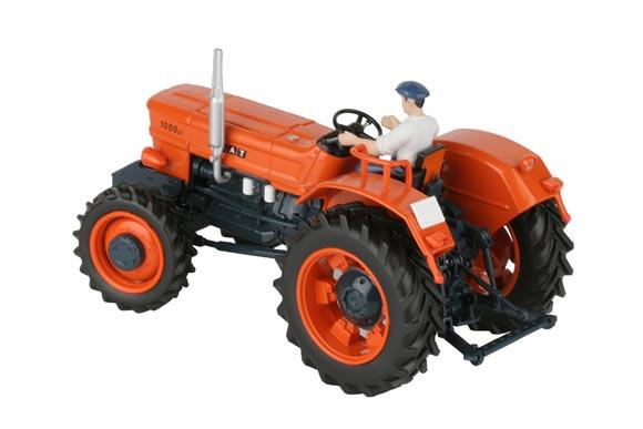 Replica tractor FIAT 1000 DT - Ítem1
