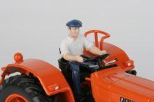Replica tractor FIAT 1000 DT - Ítem2