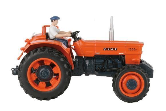 Replica tractor FIAT 1000 DT