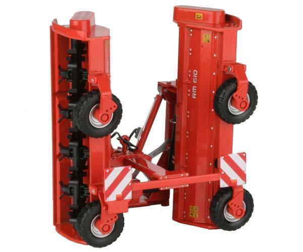 Replica trituradora KUHN RM 610 - Ítem1