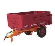 Replica remolque BRIMONT Bennes BB8 - Ítem1
