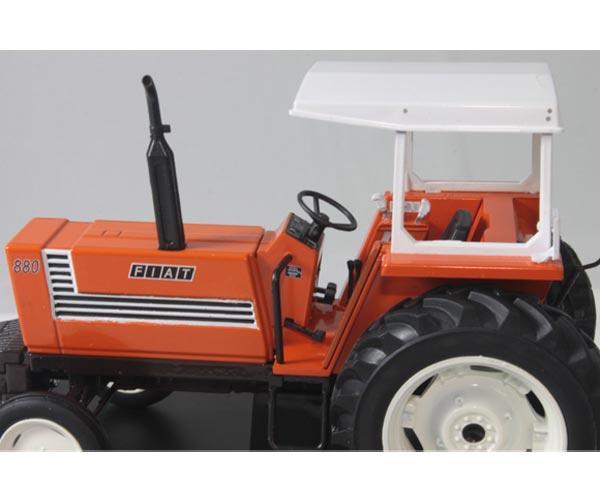 Replica tractor FIAT 880 Canoppee - Ítem1
