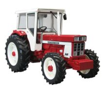 Replica tractor INTERNATIONAL 1046 - Ítem1