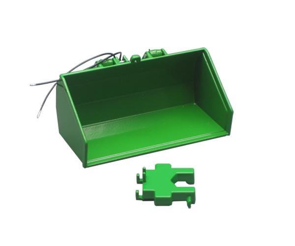 Miniatura cazo verde