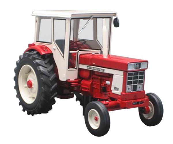 Replica tractor INTERNATIONAL 946
