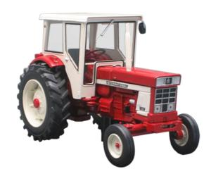 Replica tractor INTERNATIONAL 946