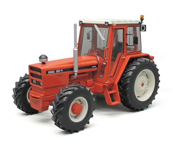 Replica tractor RENAULT 981 4WD