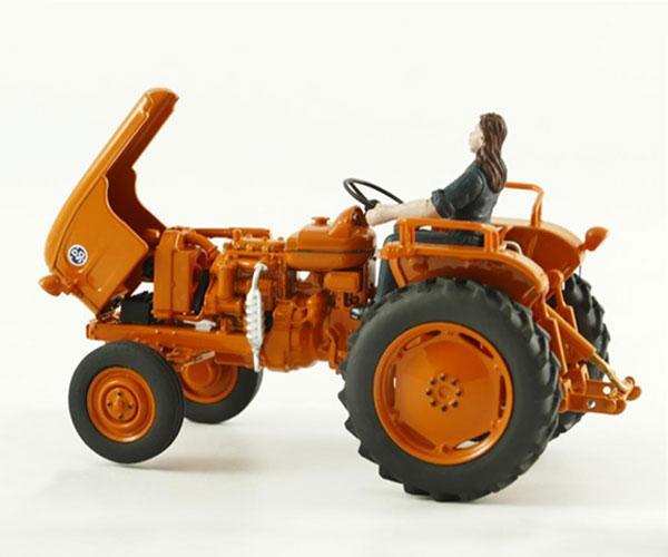 Réplica tractor RENAULT D30 con conductora Replicagri REP143 - Ítem2