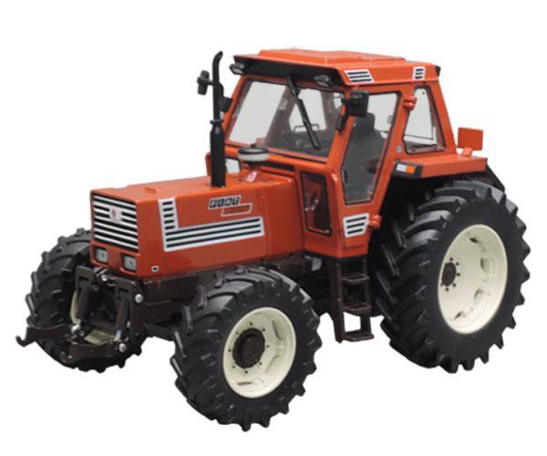 Replica tractor FIAT 1380 DT BROWN Replicagri REP152 - Ítem1