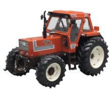 Replica tractor FIAT 1380 DT BROWN Replicagri REP152 - Ítem1