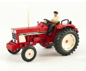 REPLICAGRI 1:32 Tractor INTERNATIONAL 644 con conductor REP159