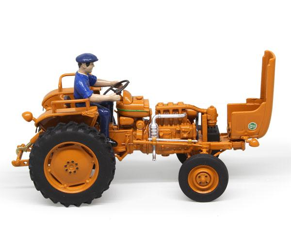Réplica tractor RENAULT D35 con conductor Replicagri REP173 - Ítem1