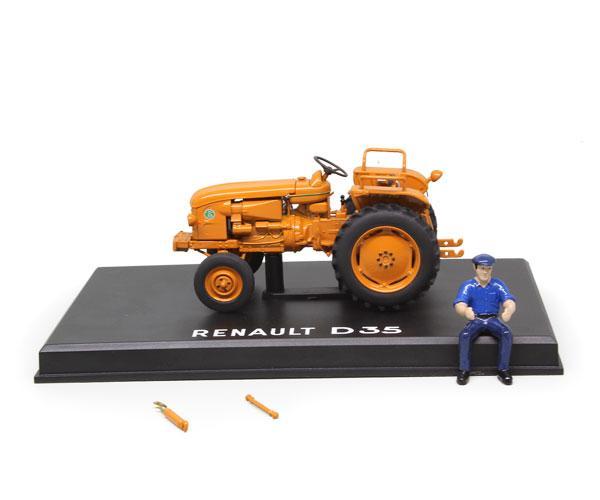 Réplica tractor RENAULT D35 con conductor Replicagri REP173 - Ítem2