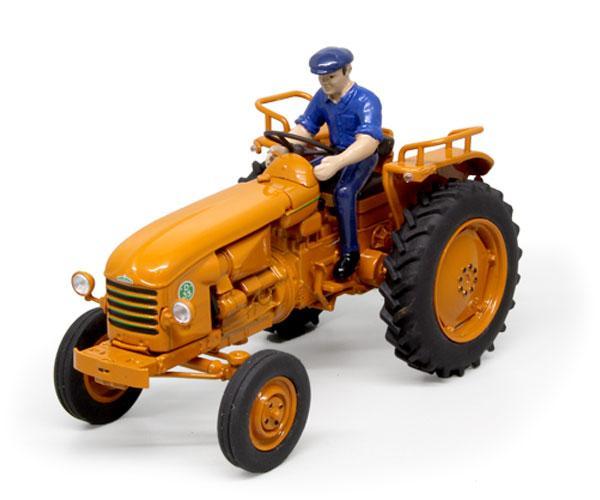 Réplica tractor RENAULT D35 con conductor Replicagri REP173