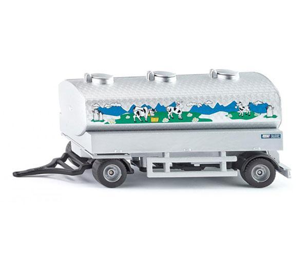 Miniatura remolque cisterna Siku 1972