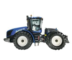 Miniatura tractor NEW HOLLAND T9.560