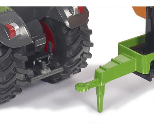 Miniatura tractor FENDT con remolque Siku 1989 - Ítem3