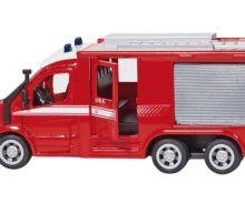 Miniatura furgon bomberos MERCEDES BENZ Sprinter 6x6 - Ítem1