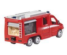 Miniatura furgon bomberos MERCEDES BENZ Sprinter 6x6 - Ítem2