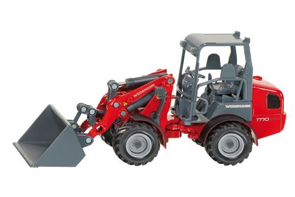 Miniatura cargadora WEIDEMANN 170 CX50