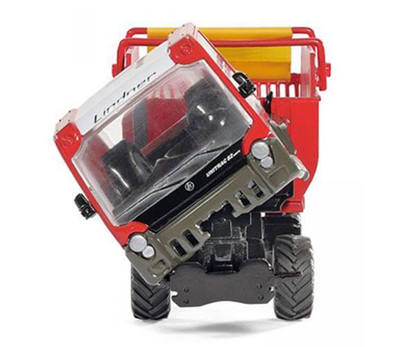 Miniatura vehiculo LINDNER Unitrac con remolque - Ítem2