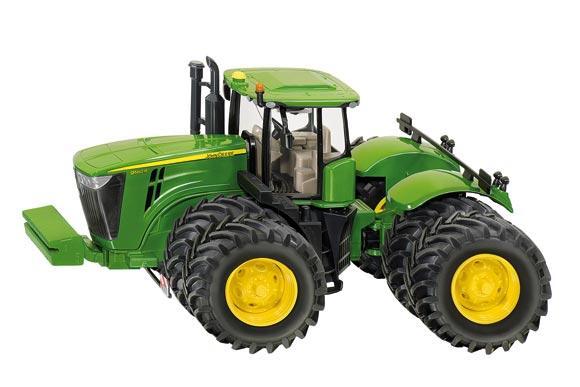 Miniatura tractor JOHN DEERE 9560R