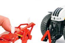 Miniatura tractor de servicios STEYR 6240 CVT - Ítem1