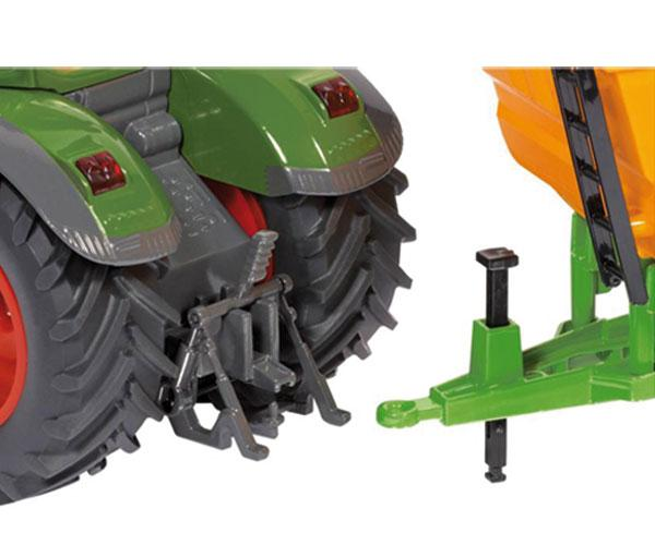 Miniatura tractor FENDT 1050 Vario Siku 3287 - Ítem3