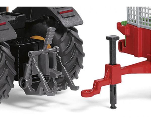 Miniatura tractor JCB Fastrac 4000 Siku 3288 - Ítem2