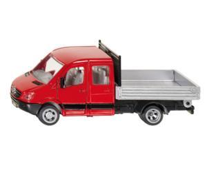 Miniatura furgoneta MERCEDES BENZ Sprinter