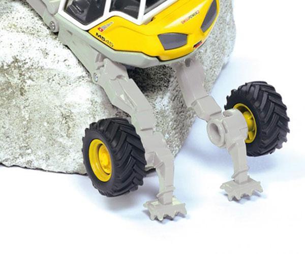 Miniatura excavadora MENZI Muck M545 Siku 3548 - Ítem2