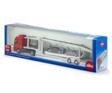 Miniatura camión MERCEDES BENZ transporte de coches Siku 3934 - Ítem1