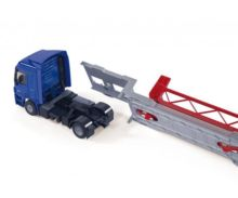 Miniatura camión MERCEDES BENZ Actros con molino Siku 3935 - Ítem2