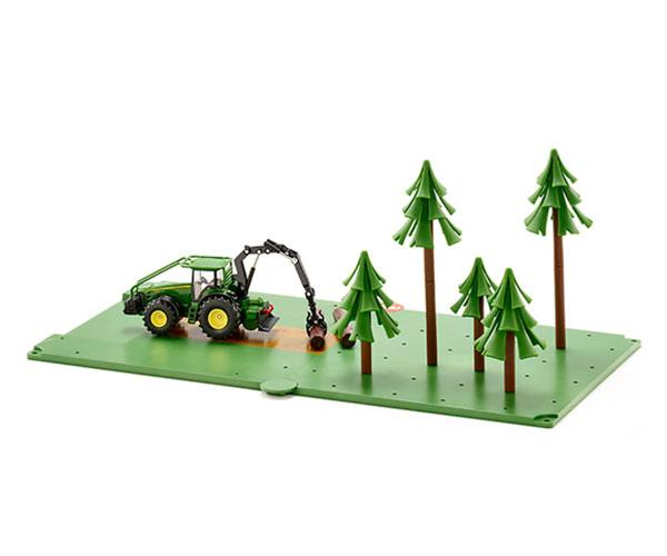 Paisaje forestal SIKU 5605 - Ítem3